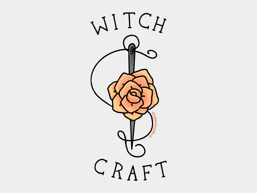 apprenticeship clipart, Cartoons - Com Blackwork, Tattoo Apprenticeship, Witch Tattoo, - Witch Png