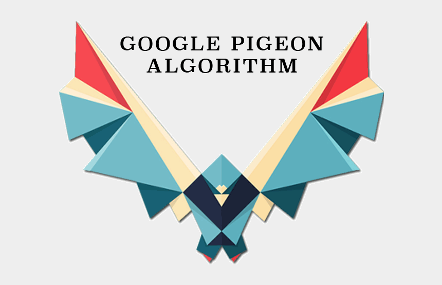 algorithm clipart, Cartoons - Google Launches New Local Search Algorithm That Ⓒ - Bird Using Geometric Shapes