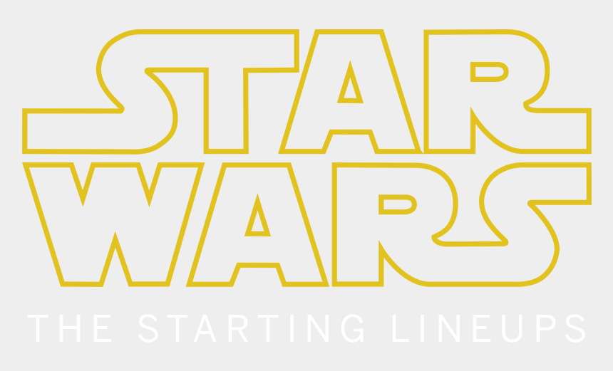 basketball words clipart, Cartoons - Sections - Star Wars Word Drawing