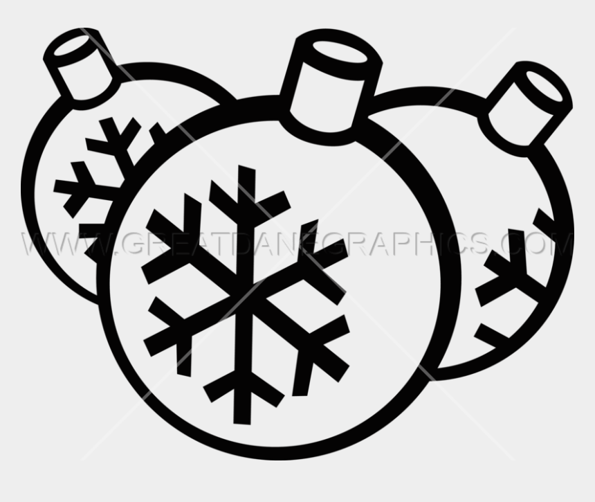 christmas ornament clipart black and white, Cartoons - Christmas Ornaments Production Ready Artwork For T - Warning Signs Low Temperature