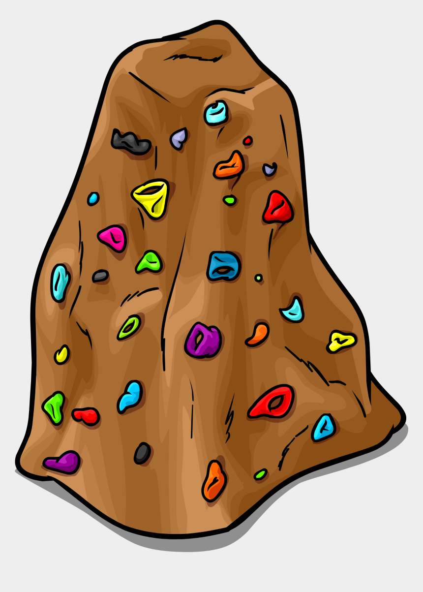 rocks clipart, Cartoons - Rock Climbing Wall Clipart 101 Clip Art - Rock Climbing Wall Cartoon