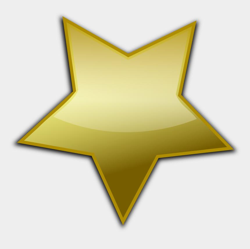 celebrate clipart, Cartoons - Gold Star Clip Art At Clkercom Vector Online Royalty - Gold Star Vector Png