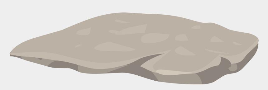 rocks clipart, Cartoons - Computer Icons Rock Public Domain Flat Panel Display - Flat Rock Clip Art