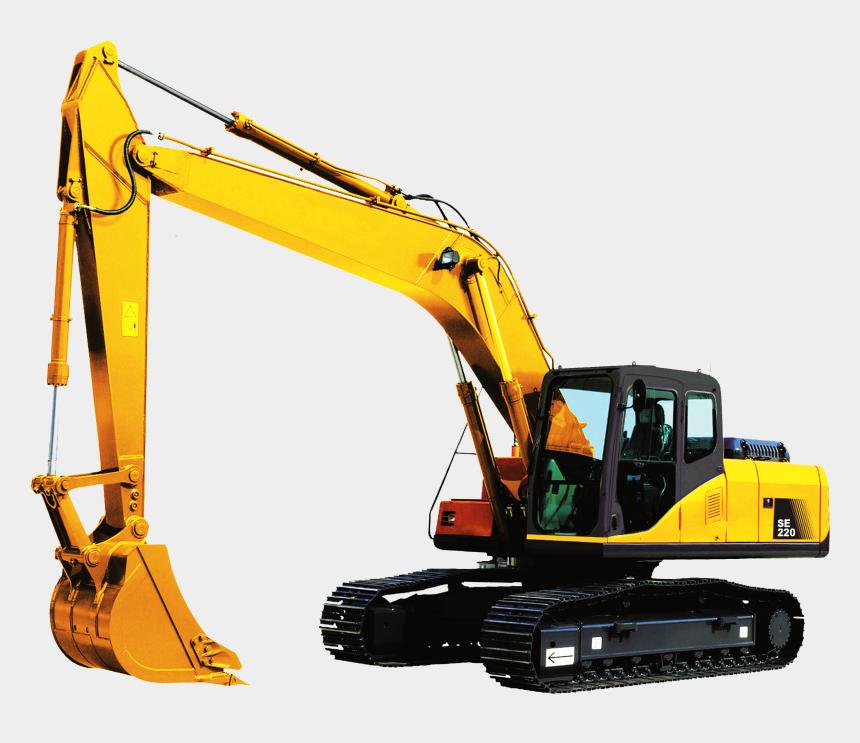 excavator clipart, Cartoons - Excavator Png