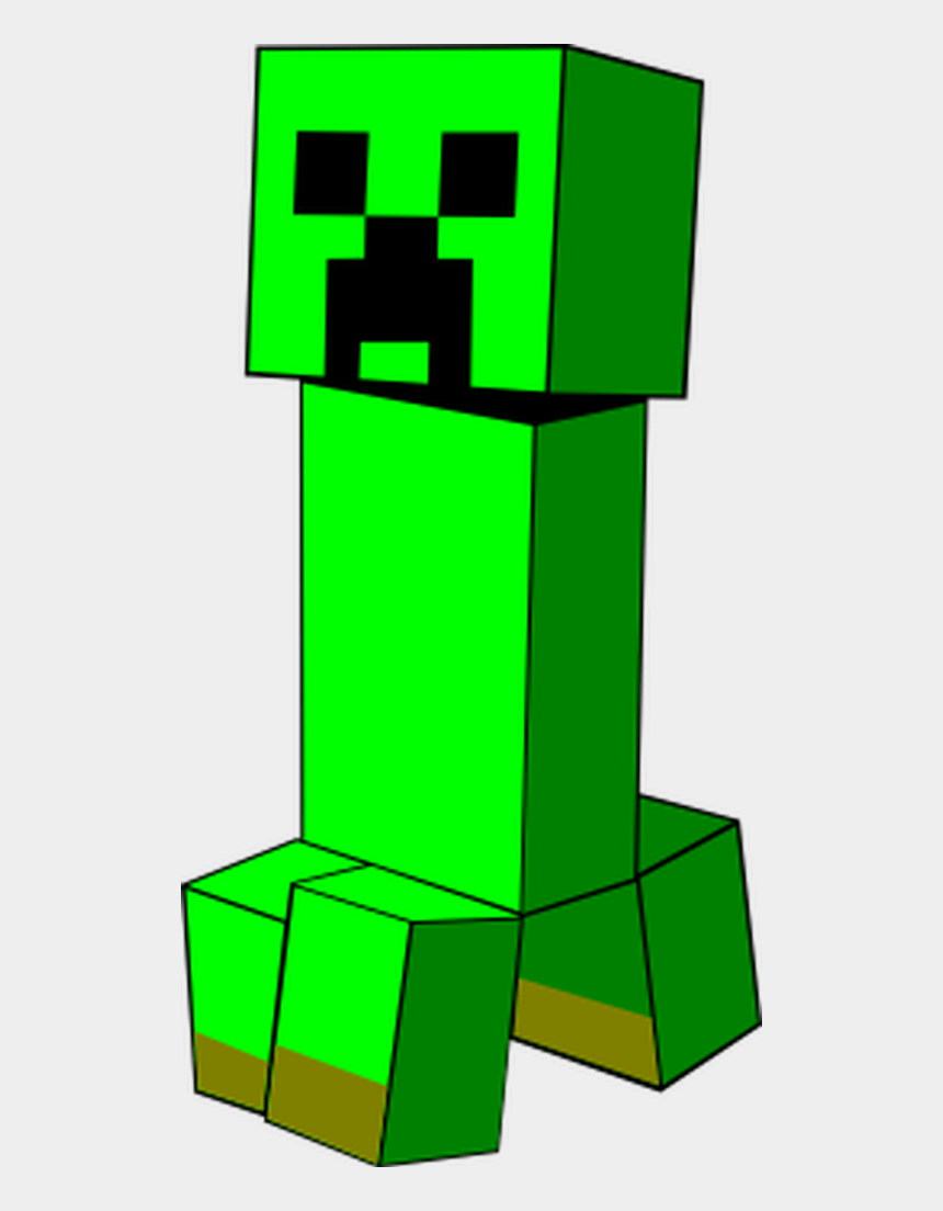 minecraft clip art, Cartoons - A Creeper From Minecraft * Boom * This Svg Will Blow - Minecraft Creeper Svg