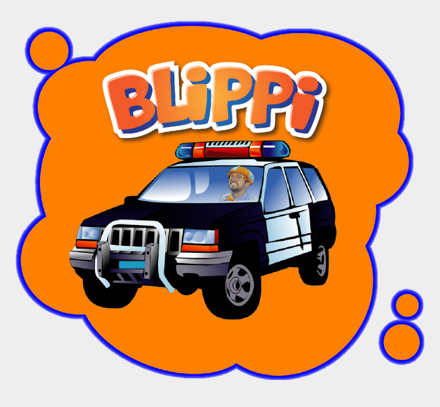 excavator clipart, Cartoons - Kids Party - Toddler - Learning - Educational - Orange - Police Car Gif Png