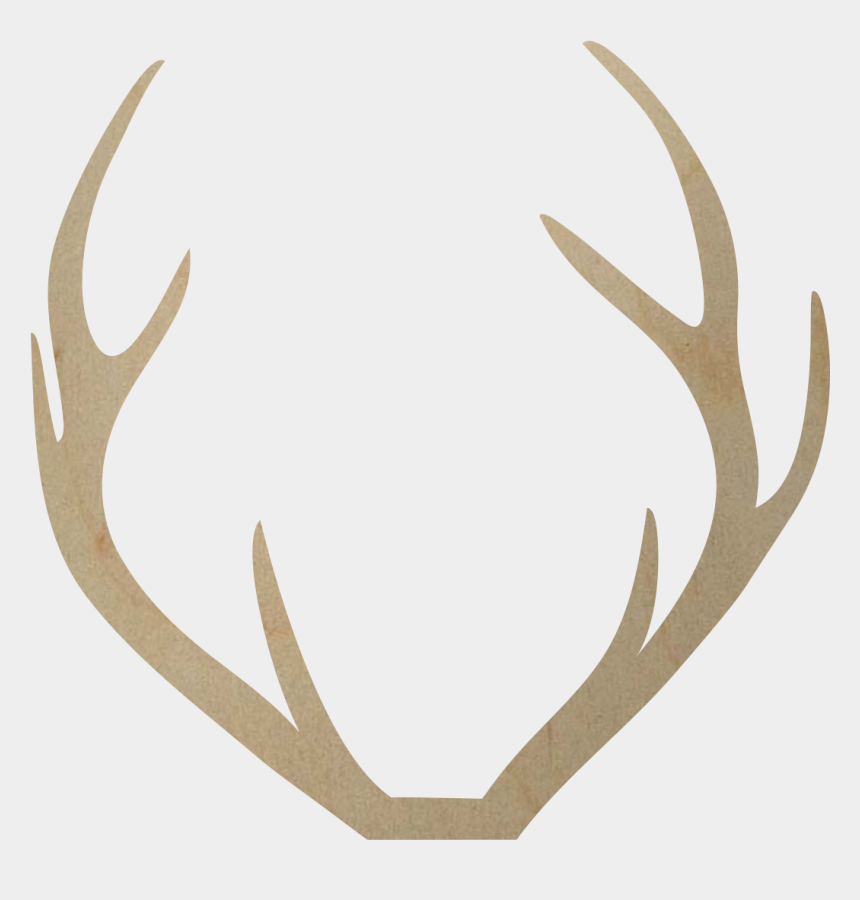 deer antler clip art, Cartoons - Deer Rack Png - Deer Antler Transparent