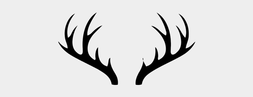 deer antler clip art, Cartoons - Svg Antlers