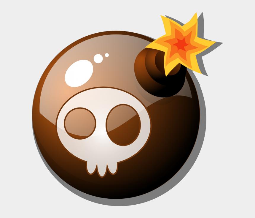 bomb clipart, Cartoons - Bomb Clipart Png