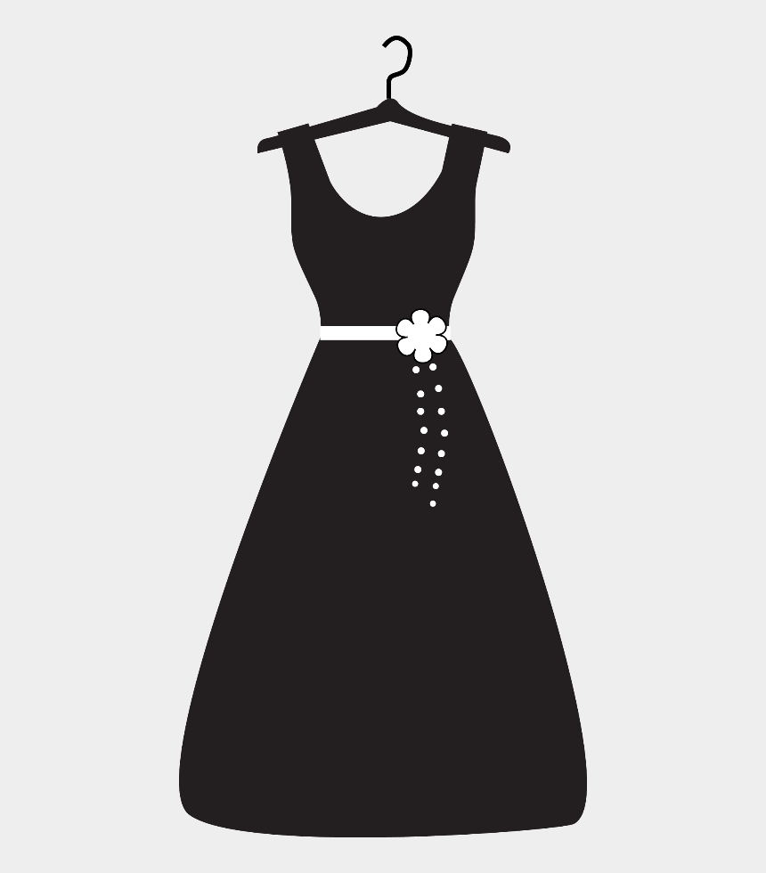 get dressed clipart, Cartoons - Bride Silhouette Png - Dress On Hanger Clipart