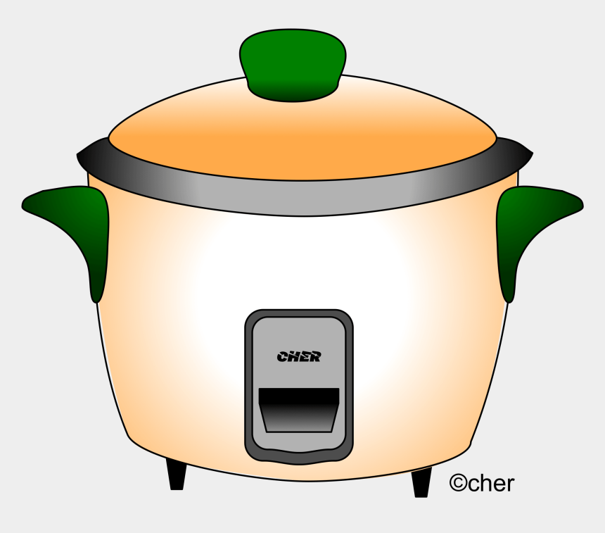 rice clipart, Cartoons - Rice Cooker Clipart - Clip Art Picture Of Rice Cooker