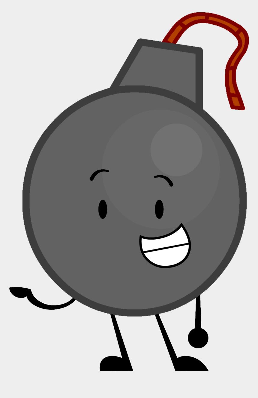 bomb clipart, Cartoons - Inanimate Insanity Bomb - Inanimate Insanity Characters Bomb