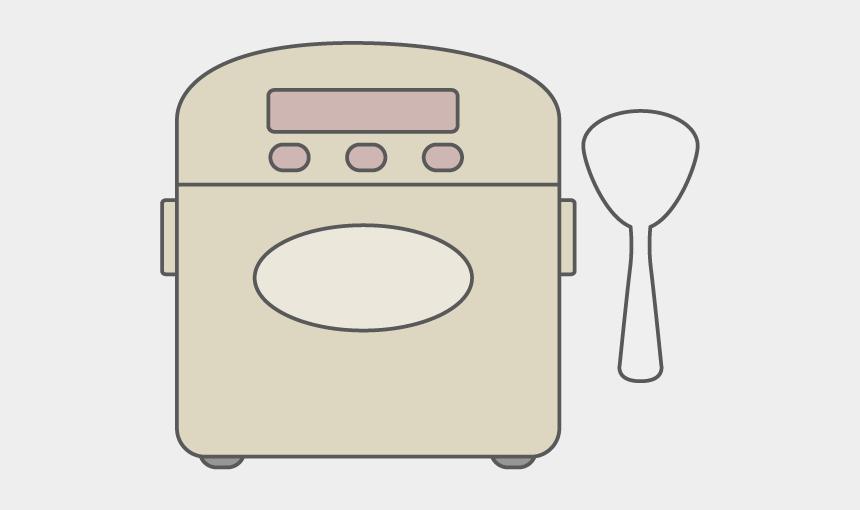rice clipart, Cartoons - Rice Cooker - Cartoon