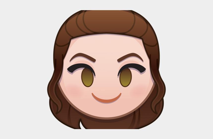 deference clipart, Cartoons - Star Wars Clipart Emoji - Rey Emoji