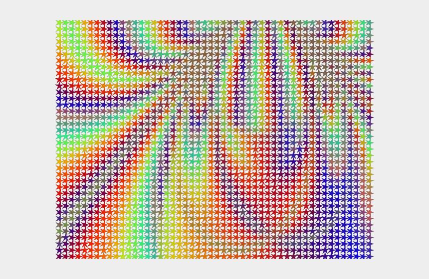Dots Clipart Fractal Pixel Art Emoji Grid Cliparts