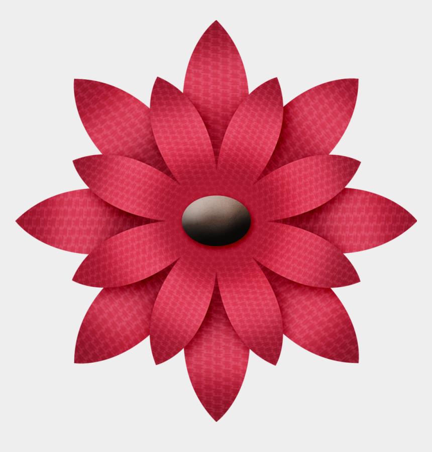 flirt clipart, Cartoons - B *✿* February Flirt - Red Sun Flower Clipart