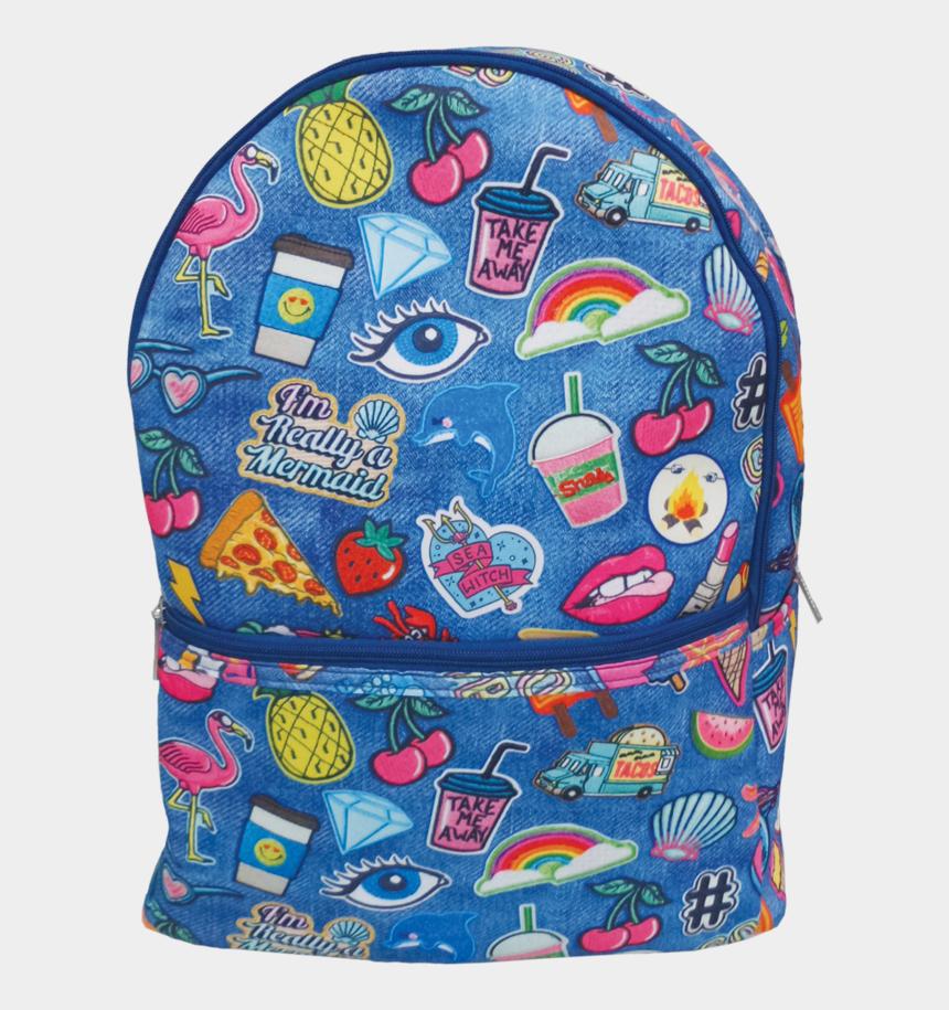 kids with backpacks clipart, Cartoons - Backpack Emoji Png - Backpack