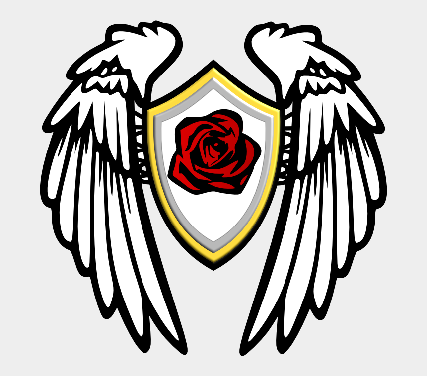 winged shield clipart, Cartoons - This Winged Shield Coat Of Arms Is Used By A Friend - Cool Coat Of Arms Design