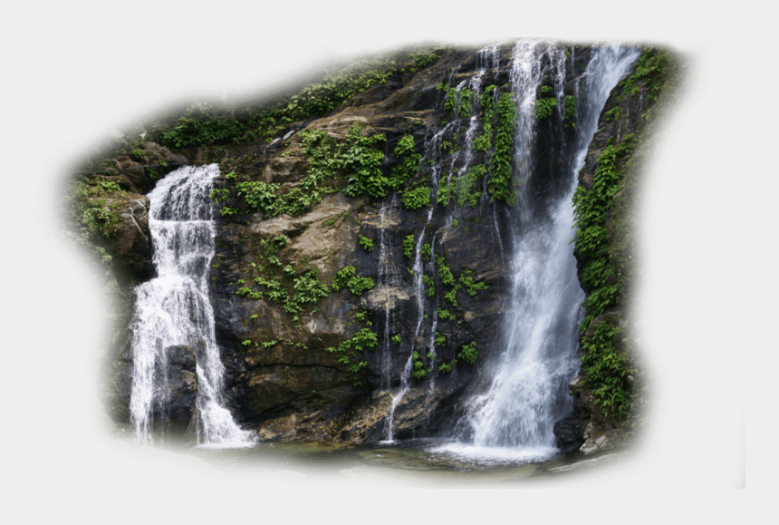 waterfall clipart free, Cartoons - Waterfall - Tamaraw Beach
