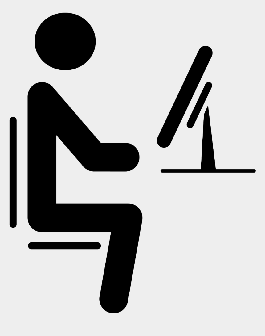 computer users clipart, Cartoons - Computer Users Simple Icon - User Computer Icon Png