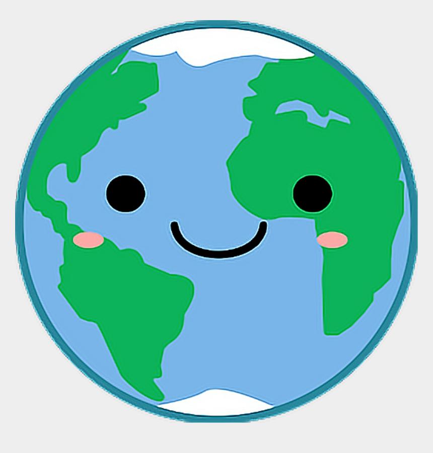 memos clipart, Cartoons - World Planet Planets Kawaii Planeta Planetas Tierra - Happy Earth