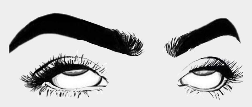 eye roll clipart, Cartoons - #art #face #eyes #eyeroll #sticker - Eye Roll Drawing