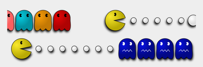 software developer clipart, Cartoons - Sprite Organizer - Png Pac Man
