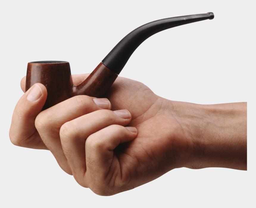 man smoking pipe clipart, Cartoons - Smoke Pipe - Hand Holding Smoking Pipe