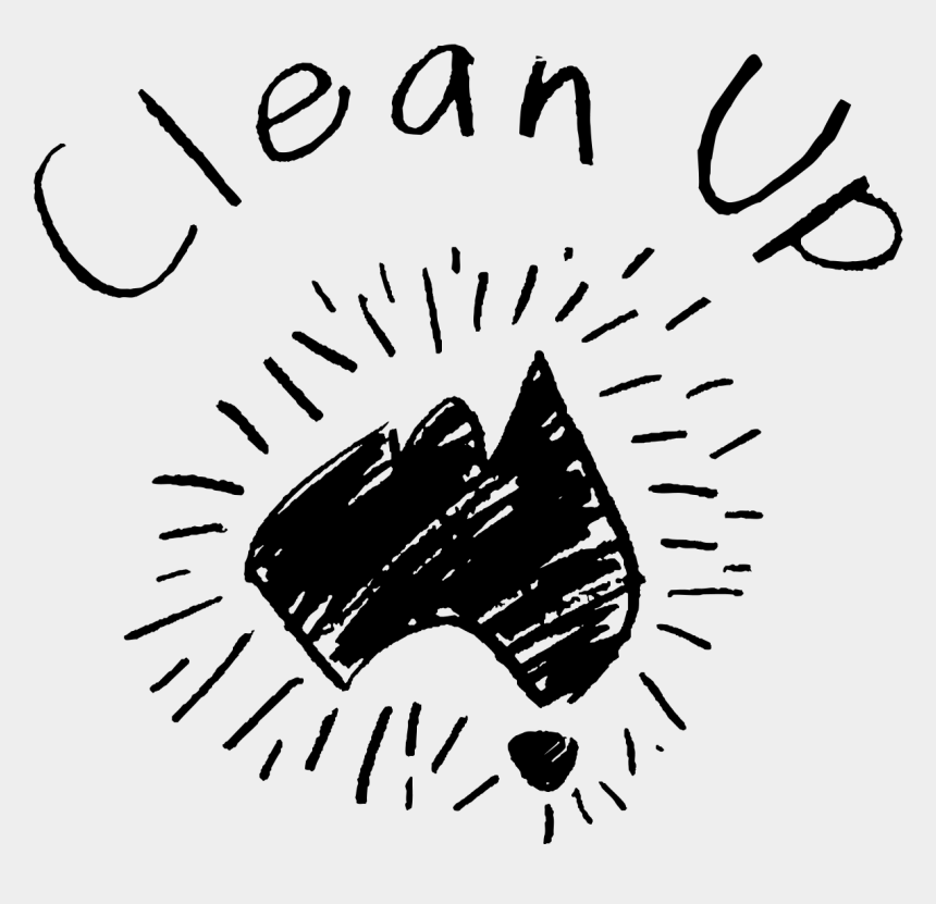 kids clean up clipart, Cartoons - Clean Up Australia Day 2019
