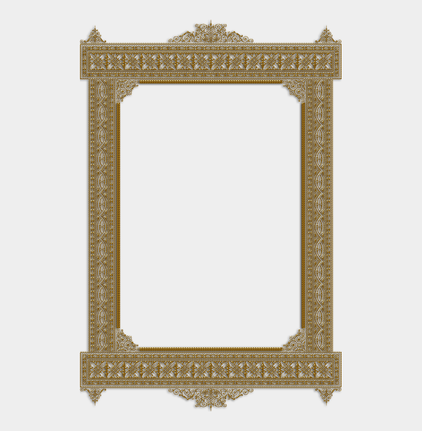 antique picture frame clipart, Cartoons - Free Digital Images Vintage, Gif And Clip Art - Picture Frame