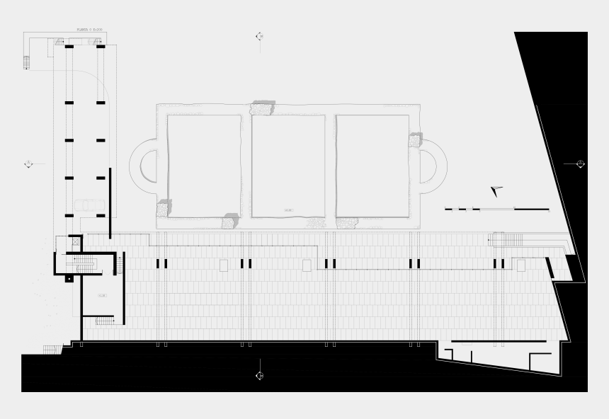 architecture clipart black and white, Cartoons - Studying Drawing Architecture - Technical Drawing