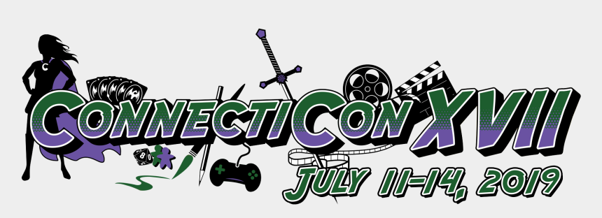 fall festival games clipart, Cartoons - We're Thrilled To Announce That We Are Continuing Our - Connecticon 2019
