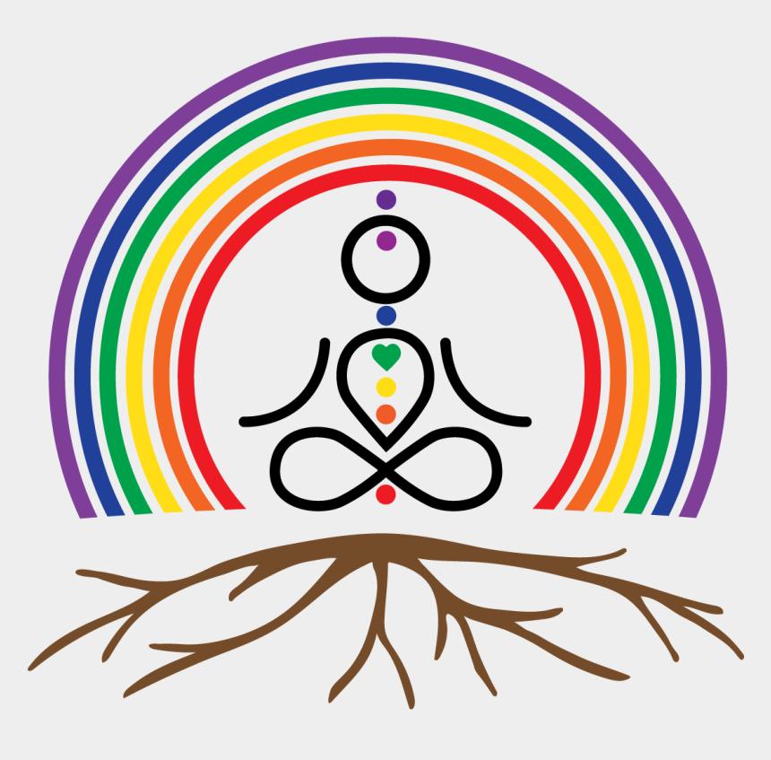 kids in a circle clipart, Cartoons - Boulder Yoga Kids - Yoga Kids Logo