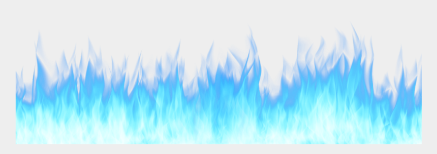blue flames clipart, Cartoons - #fire #blue #flames #line #3d #real #sticjers #new - Transparent Blue Flames