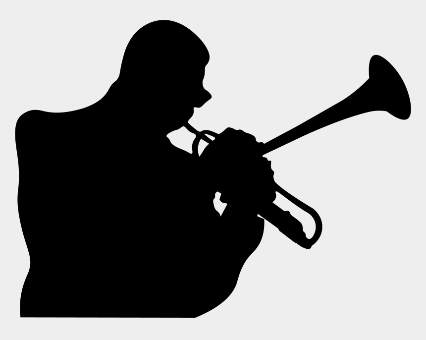 marching band clipart silhouette, Cartoons - Jazz Band Silhouette Png - Silhouette Without Background Jazz