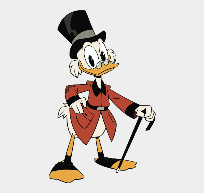 uncle and aunt clipart, Cartoons - Scrooge Mcduck Ducktales 2017