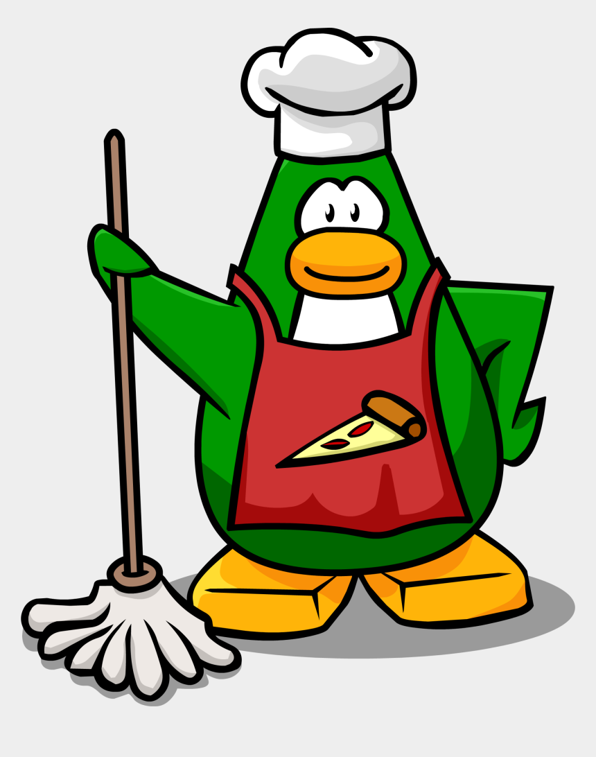 pizza parlor clipart, Cartoons - Pizza Chef - Club Penguin Pizza Chef