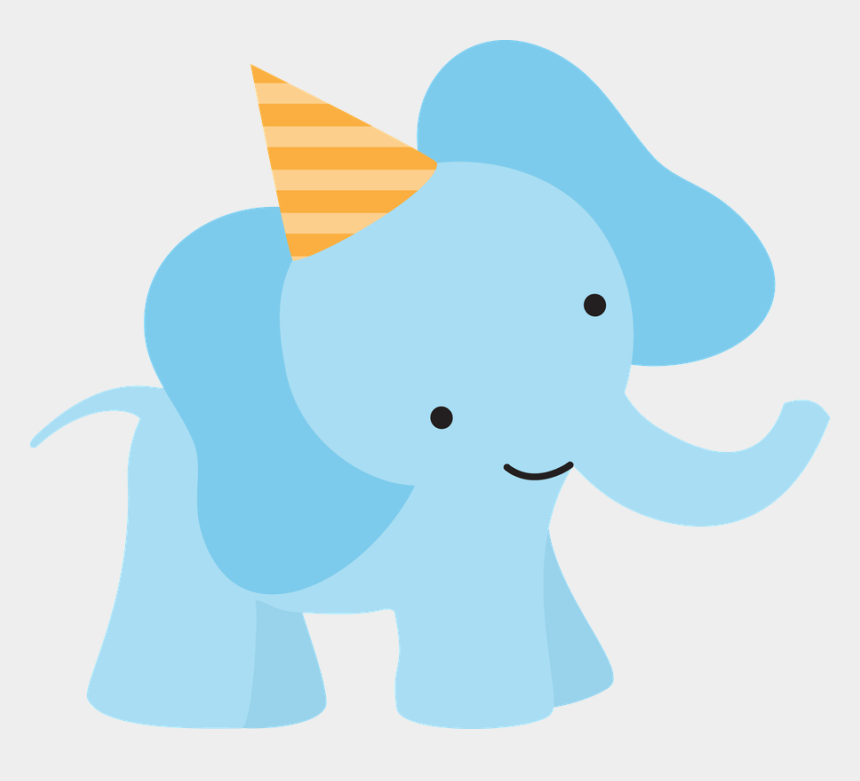 elephant and baby clipart, Cartoons - Elephants Svg Adorable - Jungle Party