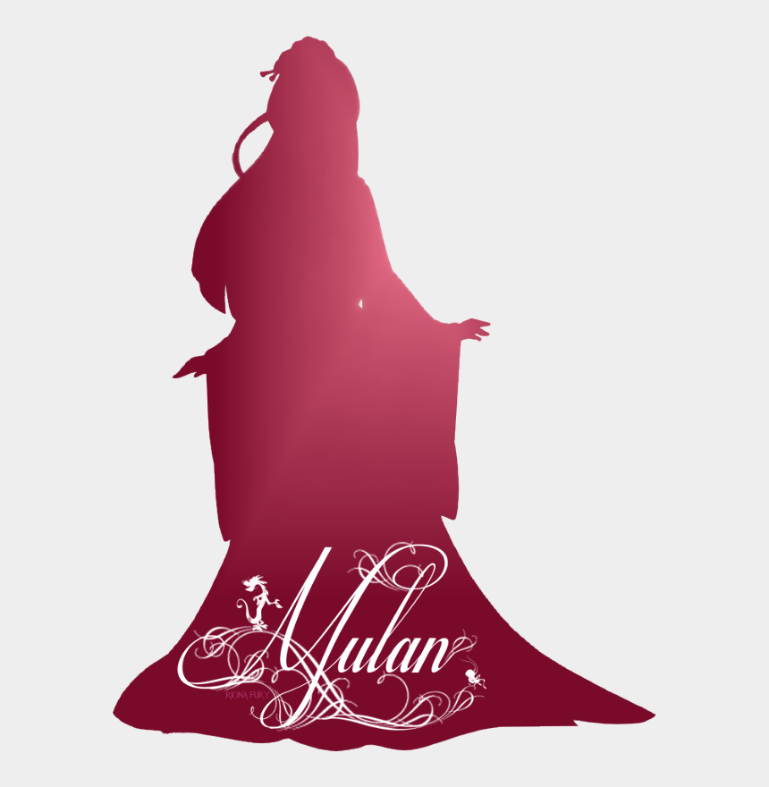 disney mulan clipart, Cartoons - Disney Princess Photo - Disney Princess Silhouette Mulan