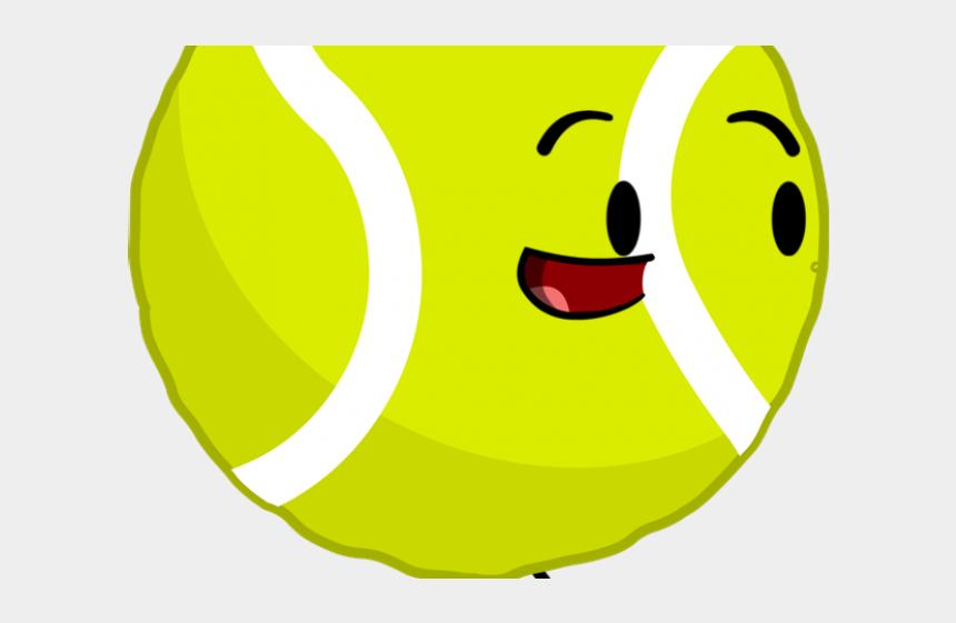 boy playing tennis clipart, Cartoons - Tennis Clipart Yellow Object - Cartoon Tennis Ball Clipart