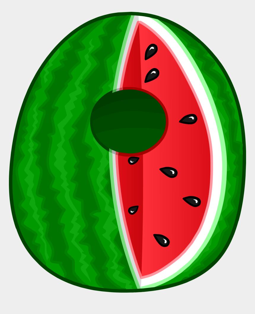 frutas clipart, Cartoons - Watermelon Costume Icon - Watermelon Costume Club Penguin