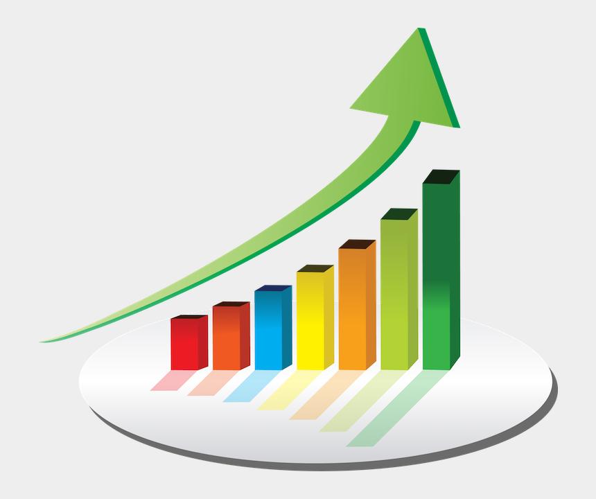 project management clipart, Cartoons - Project Portfolio Management - Business Graph Vector Png