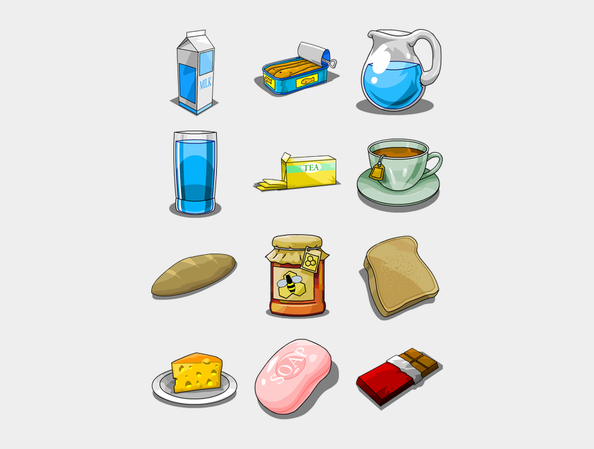 food and beverage clipart, Cartoons - Search