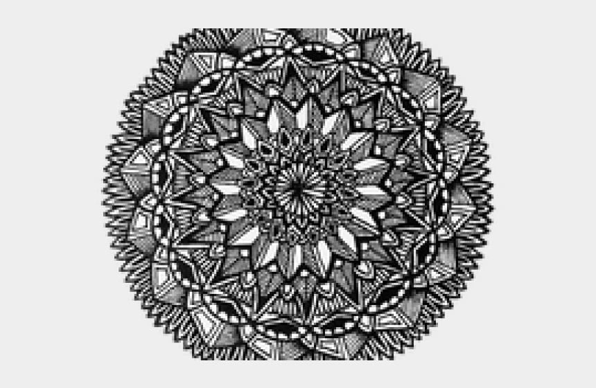 contemporary cross clipart, Cartoons - Mandala Tattoos Clipart Contemporary - Portable Network Graphics