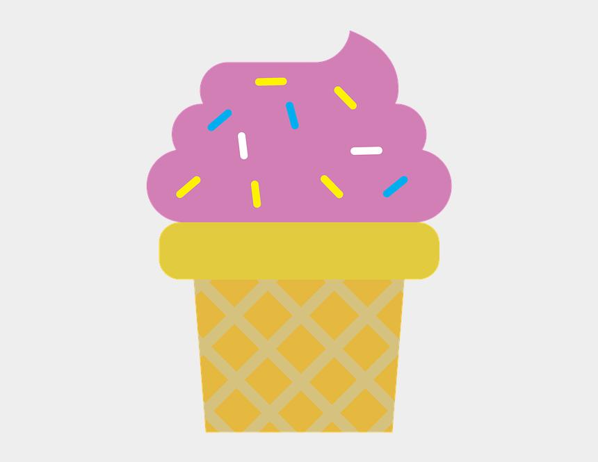 el helado clipart, Cartoons - Helado, Los Alimentos, Postre, Sweet, Congelados, Fresa