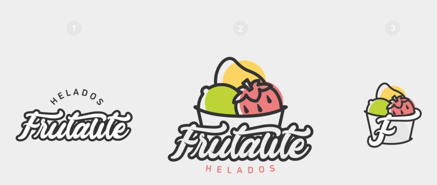 el helado clipart, Cartoons - Representan Las Bolas De Helado Y Le Dan Un Toque Relajado