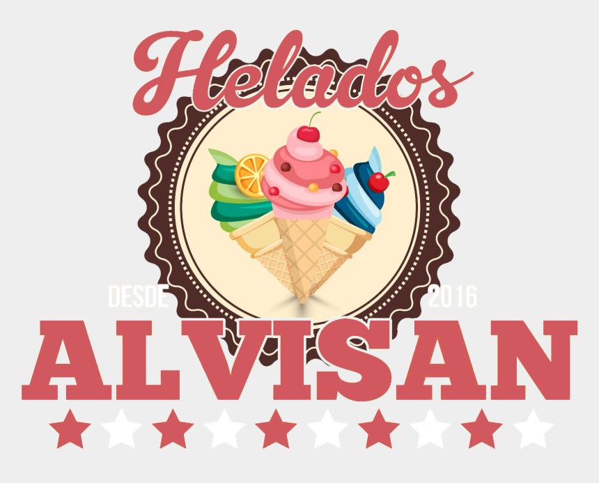 el helado clipart, Cartoons - Helados Alvisan - Ice Cream Cone