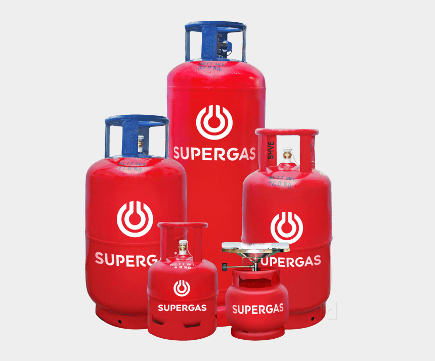 gas cylinder clipart, Cartoons - Top 3 Reliance Cooking Gas Agencies In Noida Sector - Super Gas Cylinder Png