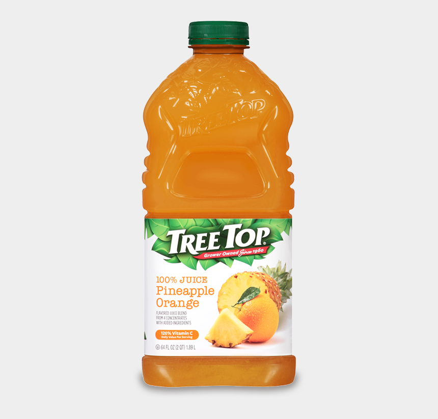 glass of orange juice clipart, Cartoons - Nutrition Facts - Tree Top Apple Juice
