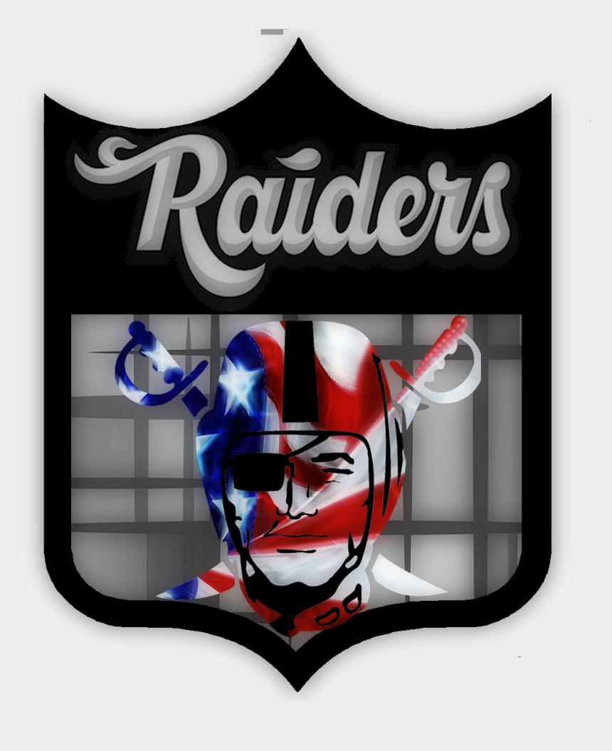 oakland raider clipart, Cartoons - Oakland Raiders Logo - Logos Oakland Raiders En Png